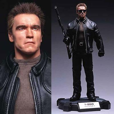 T 850 Terminator CM T-850 or CM T-800 Terminator ? - Statue Forum